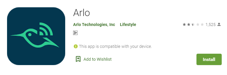 Arlo For PC