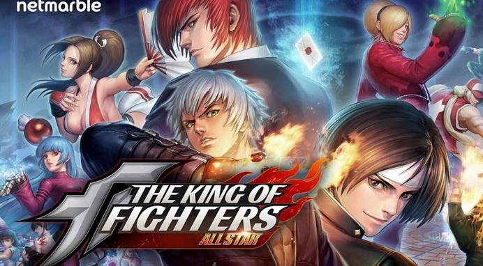 The King of Fighters All Star For PC