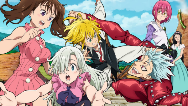 The Seven Deadly Sins Grand Cross For PC