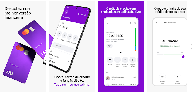 Nubank For PC and Mac